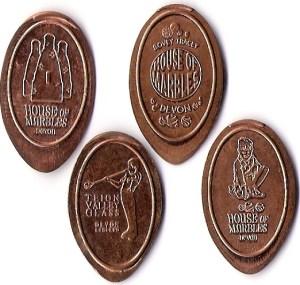 Devon Scottish Elongated Pennies