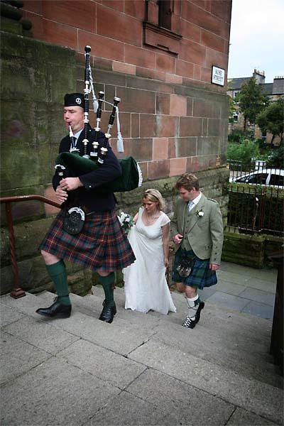 Bagpiper Hire Glasgow