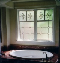 Stained Glass Bathroom - Scottish Stained Glass
