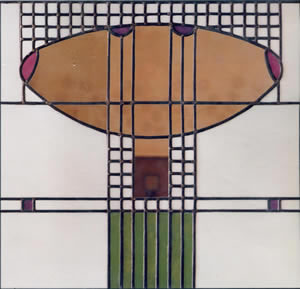 charles rennie mackintosh willow chair leg extenders lowes designs - scottish stained glass