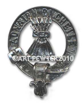 Cameron Clan Crest Badge