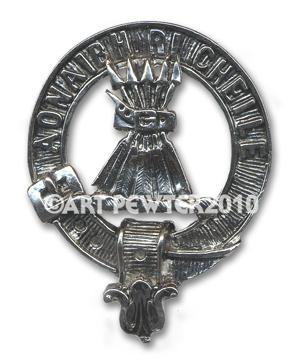 Cameron Clan Crest Badge