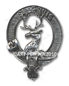 Colquhoun Clan Crest Badge