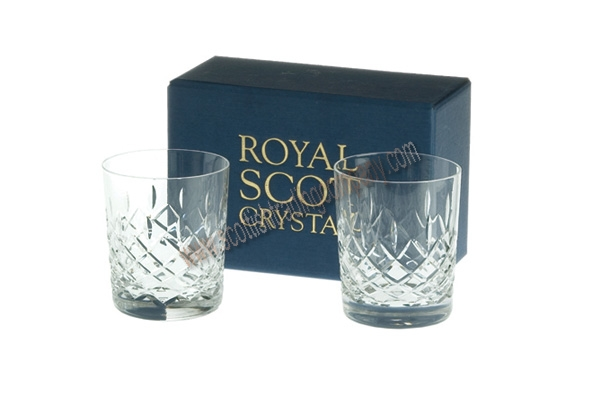 Crystal And Glasses The Scottish Trading Company