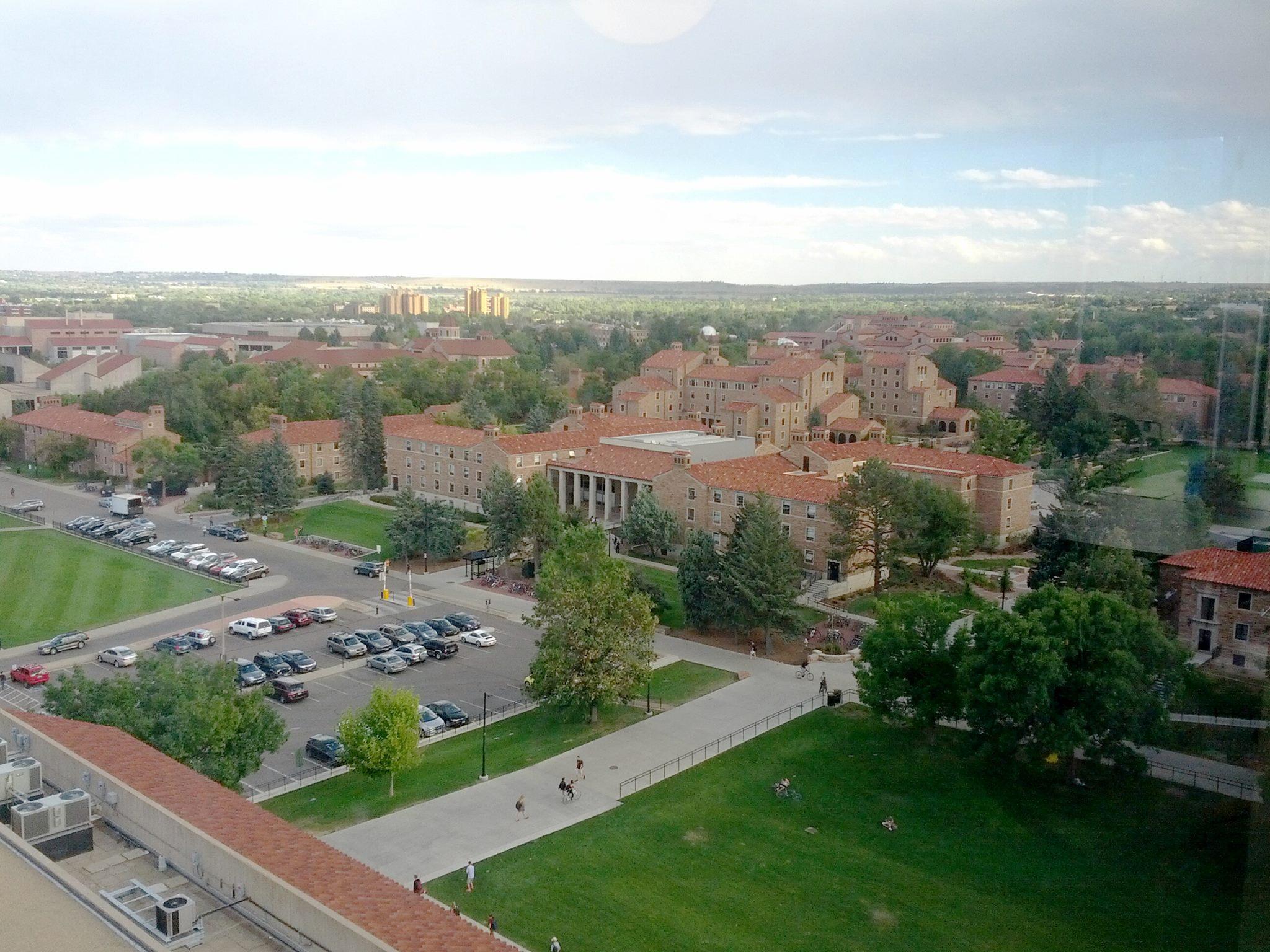 Colorado Boulder Campus