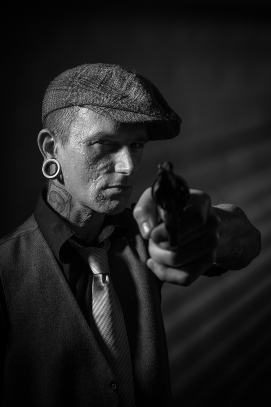 film noir shoot -133