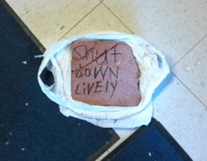 CLA-Attack-Brick-Paver-Shut-Down-Lively