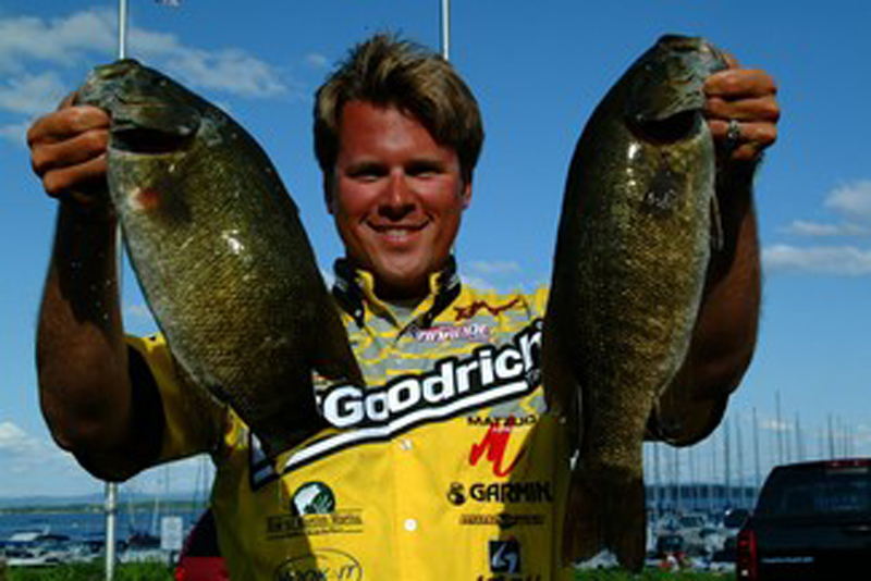 Professional Bass Fishing Career Gallery For Scott Martin