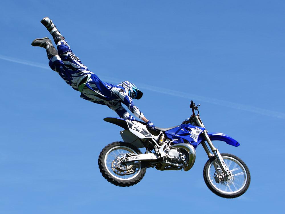 Fmx Wallpaper Hd Freestyle Motocross Scott May S Daredevil Stunt Show