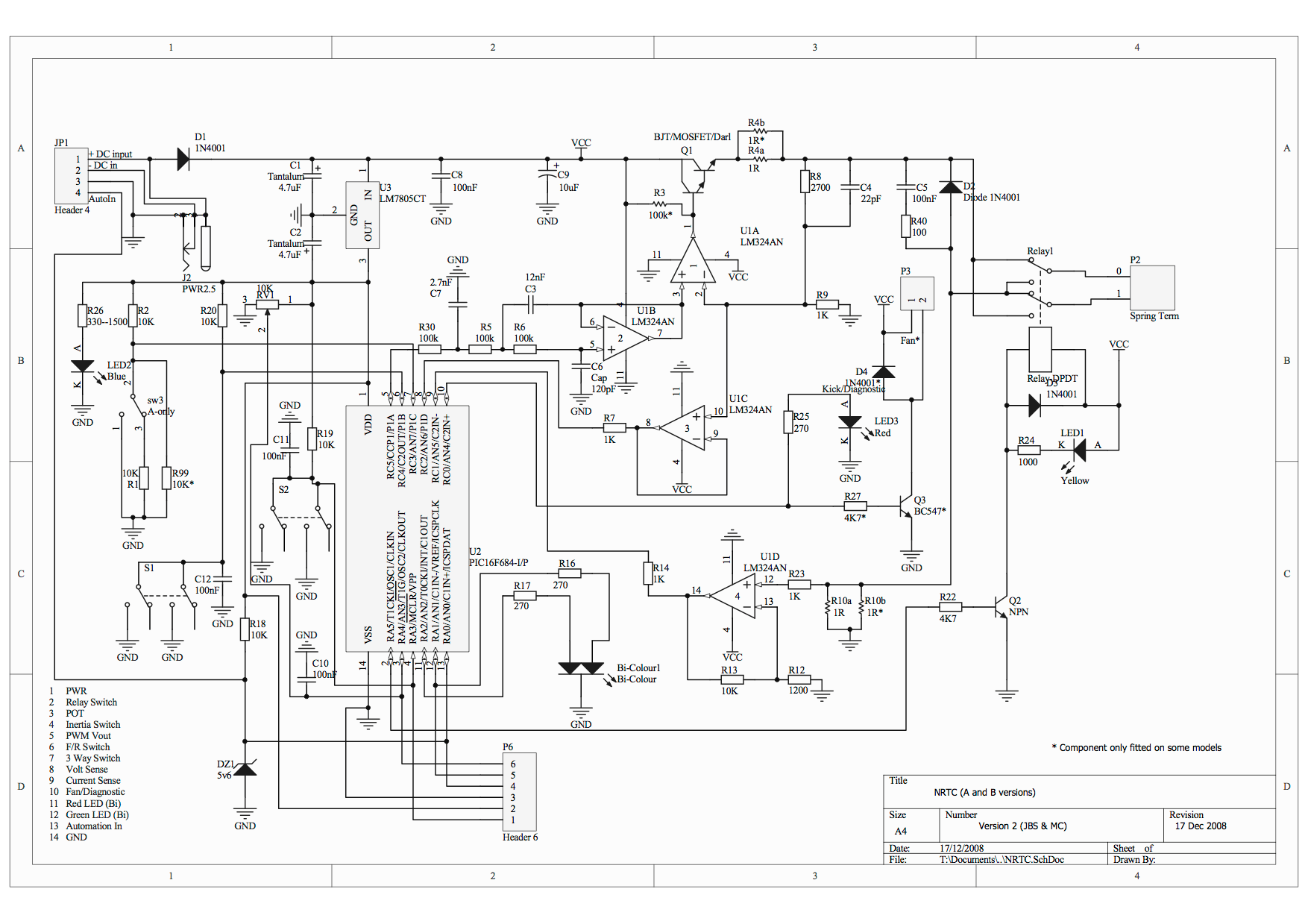 circuit diagram of clipper and clamper split ac psc wiring superclipper analog train controller