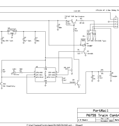 the pcb layout is shown at right and the circuit diagram is below  [ 1123 x 793 Pixel ]