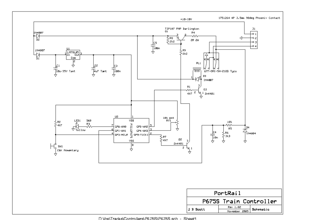 medium resolution of the pcb layout is shown at right and the circuit diagram is below