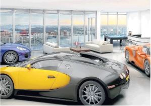 Porsche Design Penthouse 3d render post image