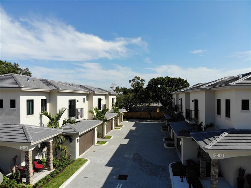 For Sale – New Construction, Nicely Located in Oakland Park