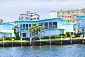 South Florida waterfront home image