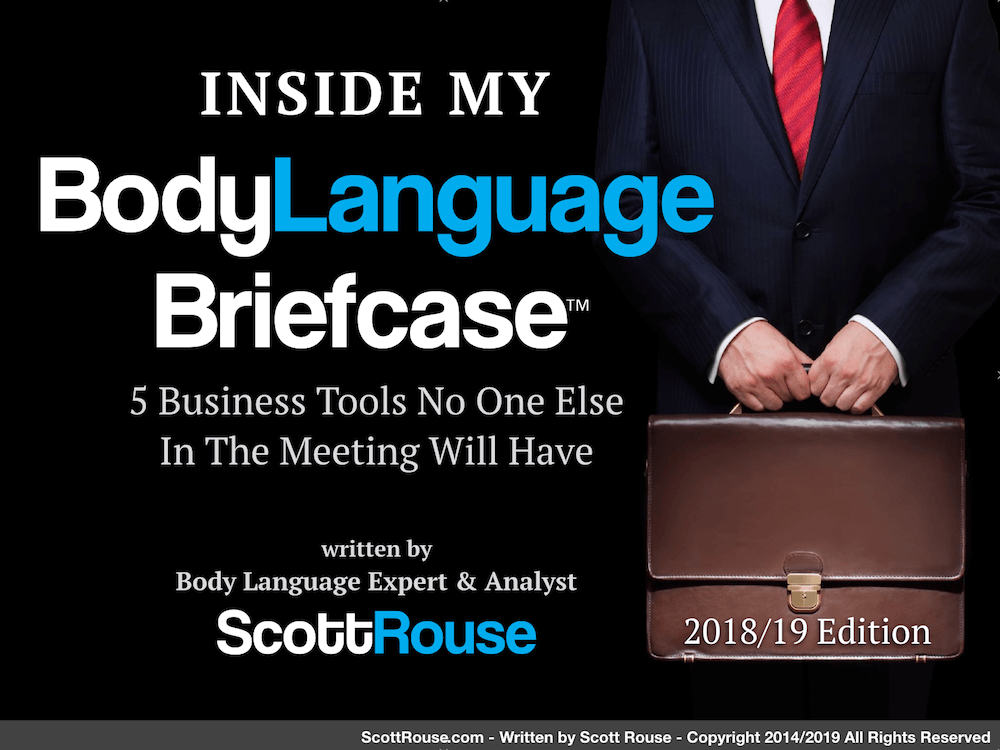 scott rouse - crystal rogers - body language - expert