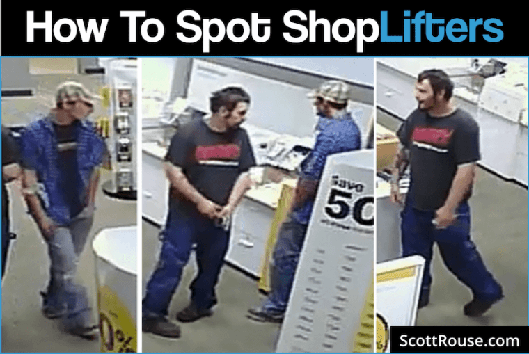 How To Spot Shoplifters
