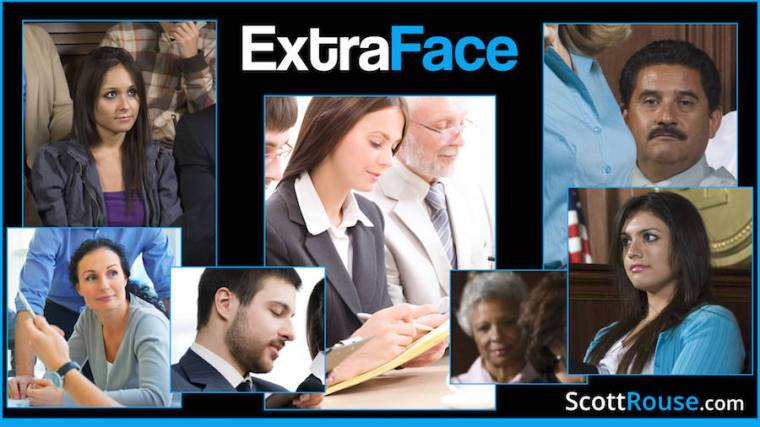 Extra Face - Body Language Expert - Scott Rouse - Keynote Speaker