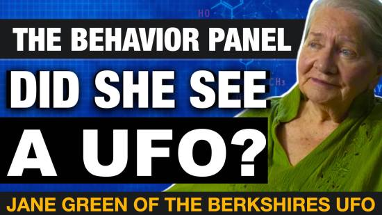 The Berkshires UFO