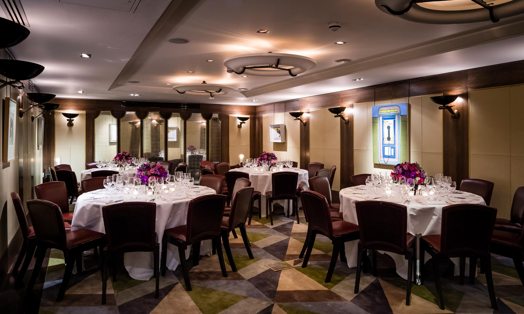 Private Events  Seafood  Fish Restaurant  Scotts