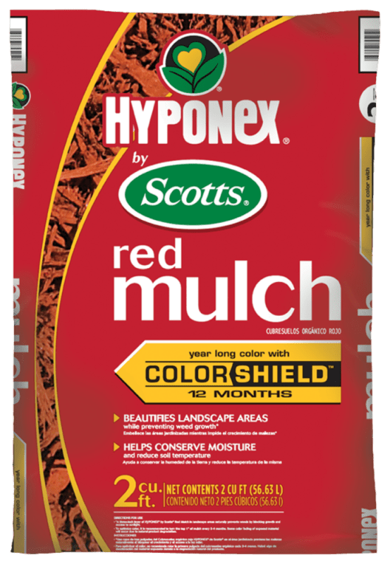 Hyponex By Scotts Mulch