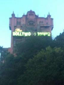 Tower Of Terror Disneyland And Scott