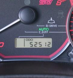 used 2011 subaru impreza sedan wrx sti wagoneer [ 1920 x 1280 Pixel ]