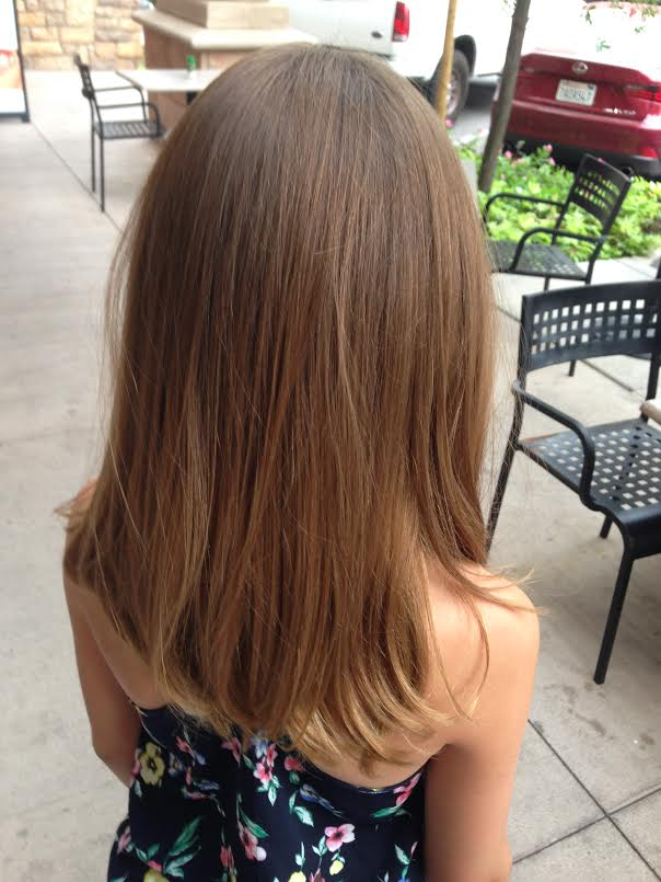 Children's and Teens Haircuts and Color in Scottsdale