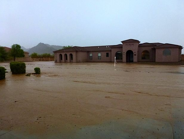 Flood Insurance in Arizona