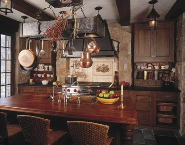 tudor style kitchen Kitchen Design Styles   Luxury Valley Homes