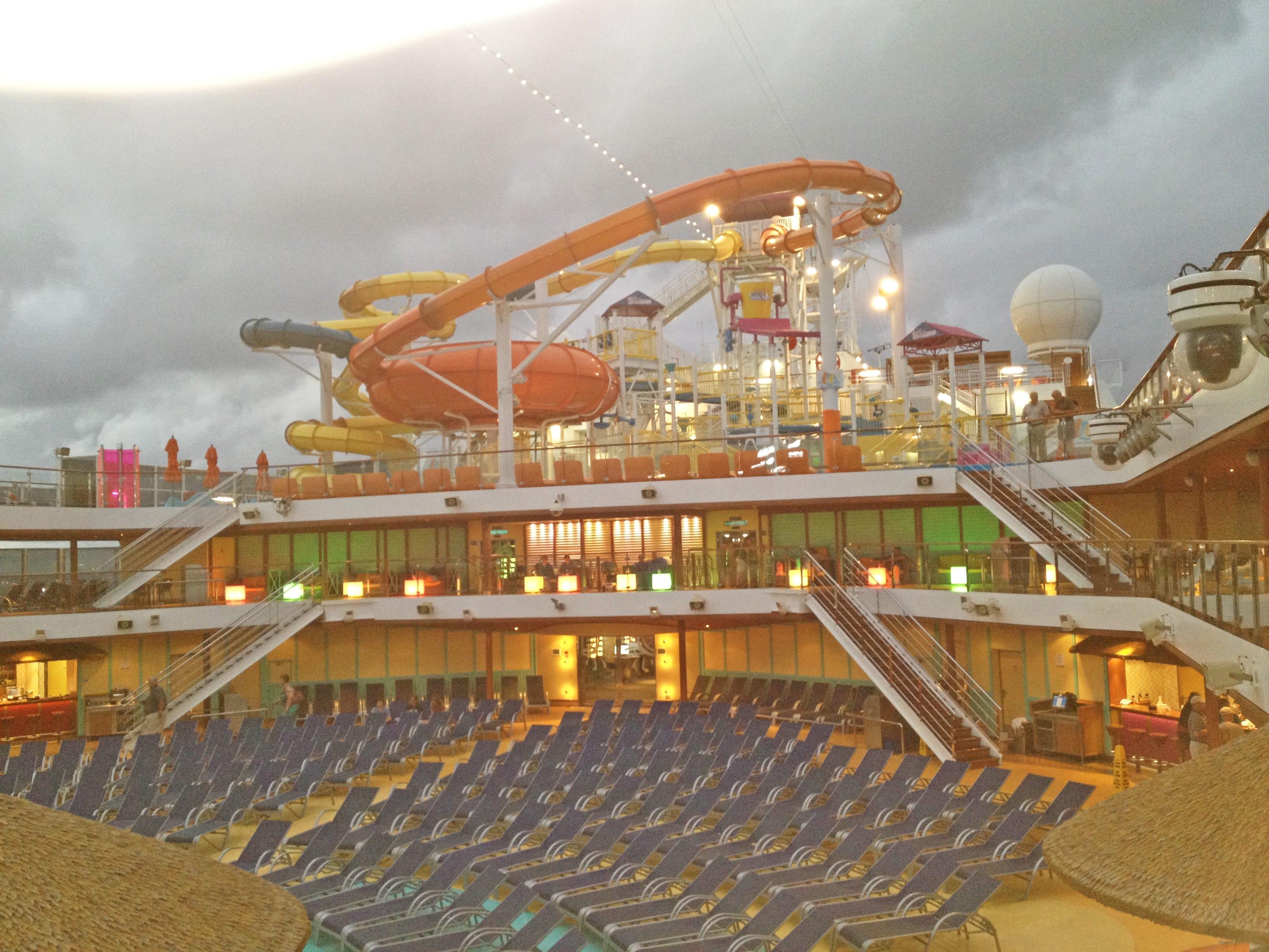 Carnival Cruise Magic  Scottsdale Luxury Real Estate