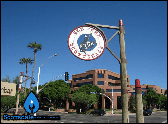 41 scottsdale water damage repair commercial removal