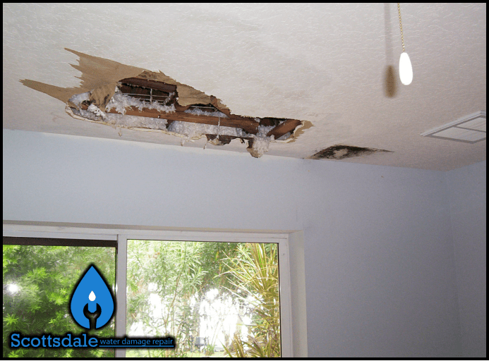 48 scottsdale water damage repair commercial removal