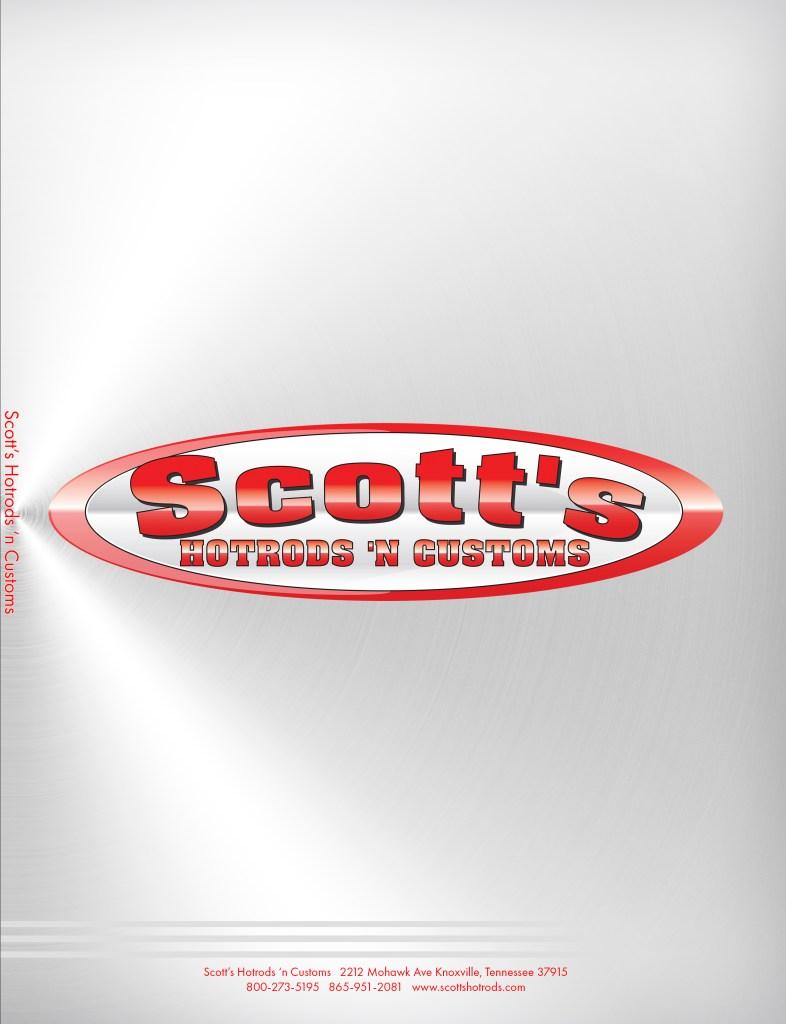 scotts hotrods 2021 catalog