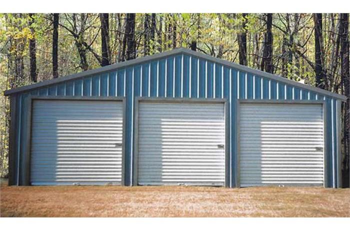 American Steel Carports Inc  Scotts Power Equipment