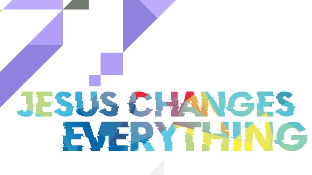 Jesus Gives Life Image