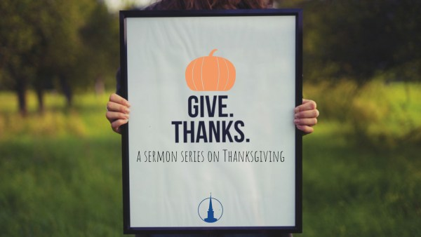 An Expression of Thanksgiving Image