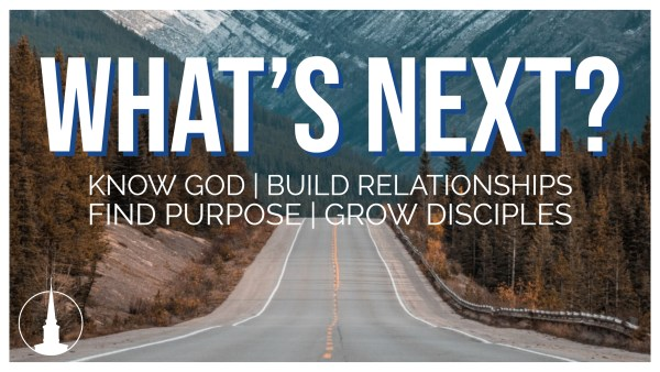 What's Next? Grow Disciples Image