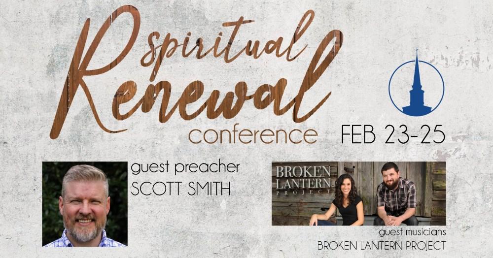 Spiritual Renewal Conference