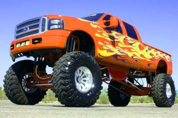 Custom-Ford-Monster-Truck