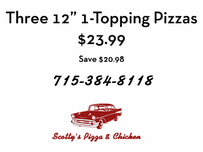 Coupons   Scotty's Pizza & Chicken