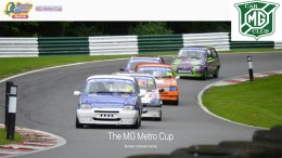 MG Car CLub MG Metro Cup