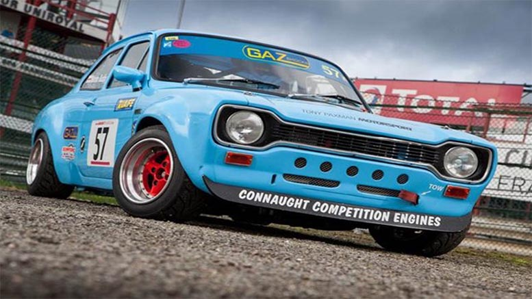 Mark 1 Escort Gaz Shocks