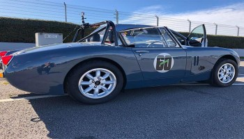 PERFORMANCE PARTS FOR AN MG MIDGET AUSTIN HEALEY SPRITE