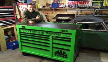 HERITAGE SKILLS ACADEMY & SCOTTY HAVE A PLAN | CLASSIC CAR PARTS LIBRARY
