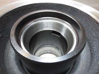 Tapered Wheel Bearing Inner Race