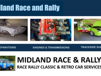 MIDLAND RACE AND RALLY