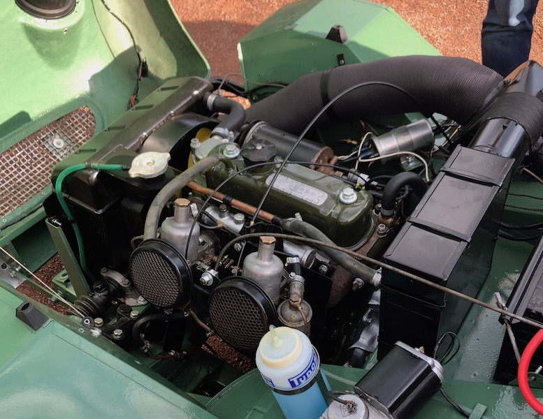 HISTORIC CAR PARTS - SCOTTYS Supplier Library