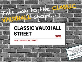 CLASSIC VAUXHALL PARTS SUPPLIERS