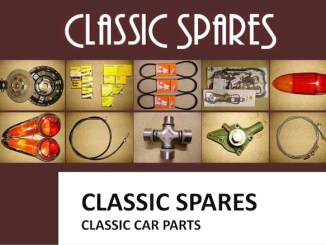 CLASSIC SPARES in SCOTTY Supplier Library
